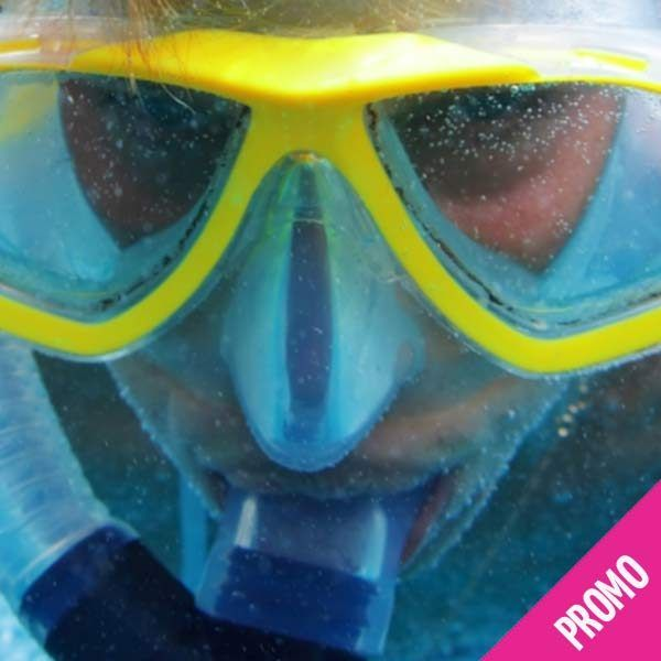 Diving equipment promotions