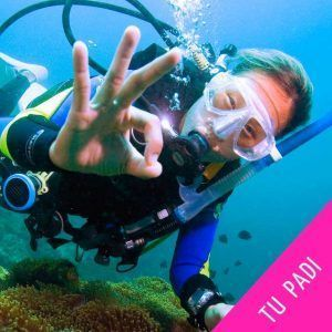 Your Padi Open Water